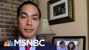 Castro: New Federal Data On Racial Inequity Of COVID-19 Is 'Appalling, Tragic And Infuriating |MSNBC 5