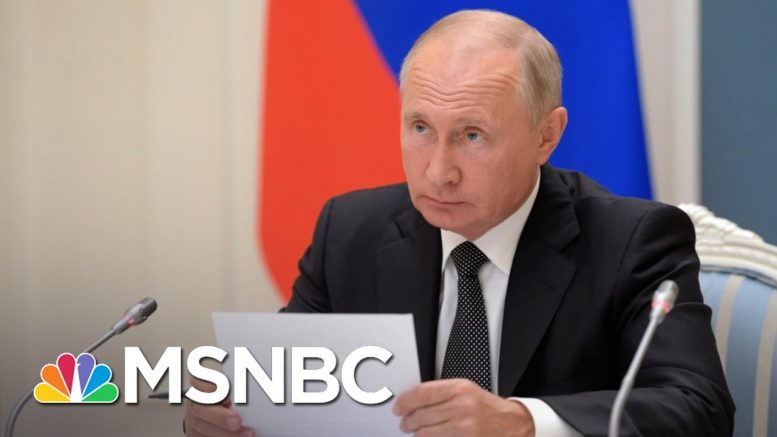 Watts: Little To No Doubt Russia Put Bounties On U.S. Troops In Afghanistan | The 11th Hour | MSNBC 1