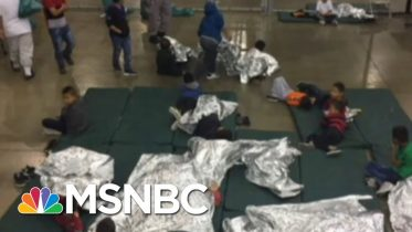 New Book Shows Depravity Of Trump Admin Family Separation Policy | Rachel Maddow | MSNBC 6
