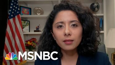 Stay-At-Home Order Is Best Hope For Texas Stricken By Coronavirus | All In | MSNBC 6