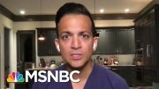 Doctor Advocates Mask Enforcement To Control Virus | Morning Joe | MSNBC 3