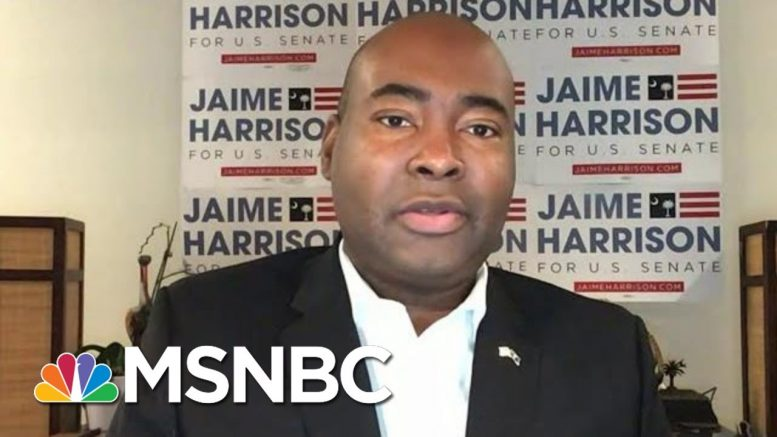 S.C. Senate Candidate Wants To 'Bring Hope Back' To His State | Morning Joe | MSNBC 1