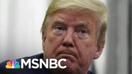 Trump WH Blasts Leaks And Media, Not Russia, On Bounty Intel | The 11th Hour | MSNBC 4