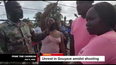 INVESTIGATION PROMISED AFTER GOUYAVE SHOOTING, PROTEST 6