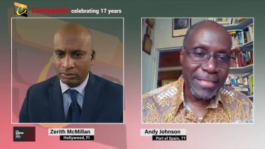 JOURNALIST ANDY JOHNSON speaks of upcoming Trinidad elections and protests 6
