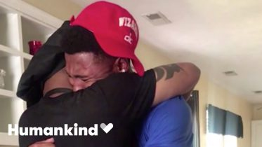Teen pours out his heart in letter to stepdad | Humankind 6