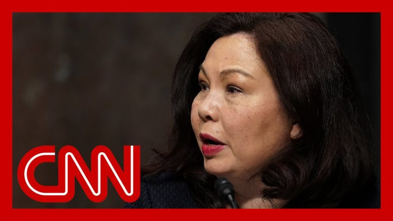 Tammy Duckworth's history of US military and public service 1