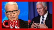 Anderson Cooper slams 'lies and noise' from Mike Pence 4