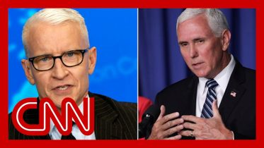 Anderson Cooper slams 'lies and noise' from Mike Pence 6