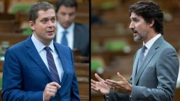 Scheer blasts Trudeau over aborted WE Charity contract: 'Pardon me for not giving him a gold star' 7