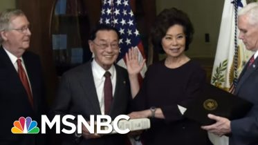 Major Corporations, Companies Linked To Trump Associates Got Business Loans | The Last Word | MSNBC 6