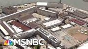 State's Mistake Turns San Quentin Into Major Coronavirus Hot Spot | Rachel Maddow | MSNBC 2