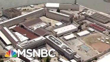 State's Mistake Turns San Quentin Into Major Coronavirus Hot Spot | Rachel Maddow | MSNBC 6