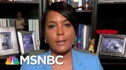 Atlanta Mayor Discusses Coronavirus Symptoms | Morning Joe | MSNBC 4