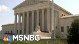 Supreme Court Sides With Trump Limiting Obamacare Contraceptive Coverage | Hallie Jackson | MSNBC 4