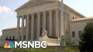 Supreme Court Sides With Trump Limiting Obamacare Contraceptive Coverage | Hallie Jackson | MSNBC 6