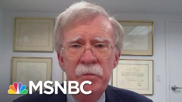 Bolton: Lt. Col. Vindman's Retirement Is 'A Loss For The Country' | Andrea Mitchell | MSNBC 6