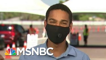 'Blind Spots' In AZ Testing Suggest Community Spread Since Reopening In Mid-May | MTP Daily | MSNBC 6