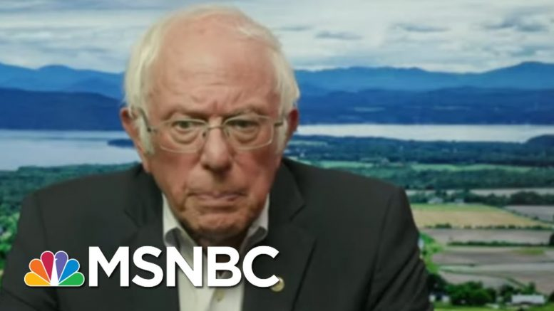 Joint Task Force Policies Will Make Biden 'Most Progressive President Since FDR' | All In | MSNBC 1