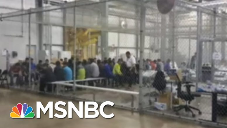 Jacob Soboroff: Trump Pushed To Restart Family Separations In March 2019   The Last Word   MSNBC 1