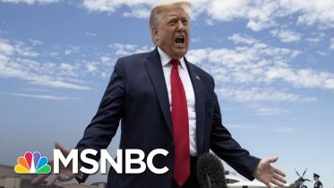 After Masks, Is Trump Now Politicizing Reopening Schools? | The 11th Hour | MSNBC 6