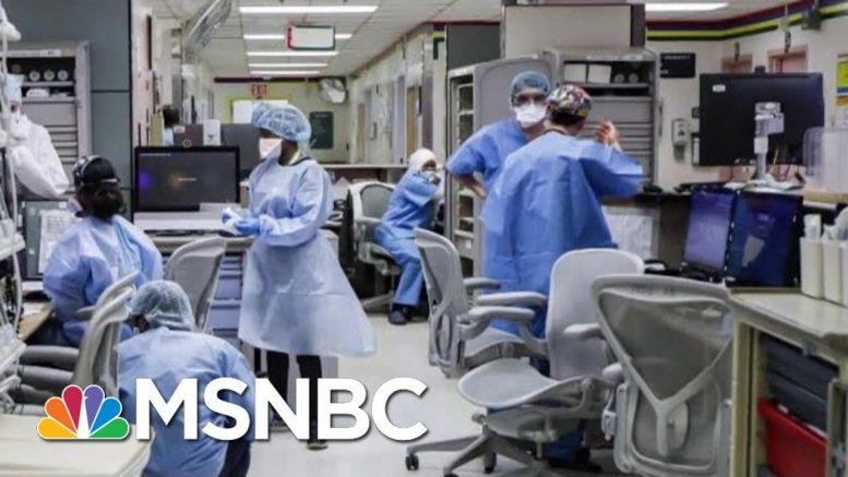 Doctor Says National Strategy Still Lacking On Battling Virus | Morning Joe | MSNBC 1