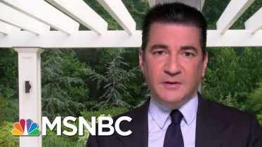 Dr. Gottlieb: U.S. Is Likely To See Hospitalizations Rise | Morning Joe | MSNBC 6