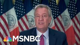 NYC Announces 'Profound' Changes To Police Department | Morning Joe | MSNBC 8