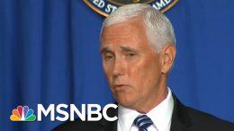 Ron Klain: Trump Pressuring Schools To Reopen This Fall Is 'De Ja Vu' to April | Deadline | MSNBC 4