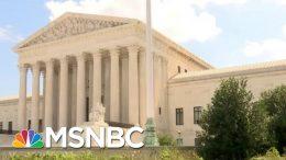 Supreme Court Rules Trump Not Immune From New York Grand Jury Process | Hallie Jackson | MSNBC 2