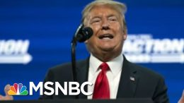 'Not Their Problem': Katy Tur Says Trump Campaign Doesn't Think Tax Issue Will Affect 2020 | MSNBC 6