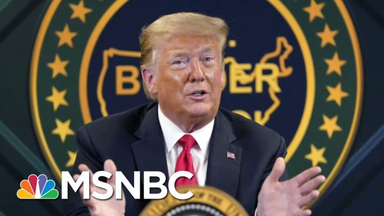 The Supreme Court Rules That No One, Not Even Trump, Is Above The Law | Deadline | MSNBC 1