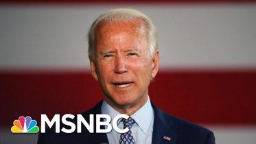 Joe Biden: 'If We can't Unite America, We're Done' | MSNBC 2