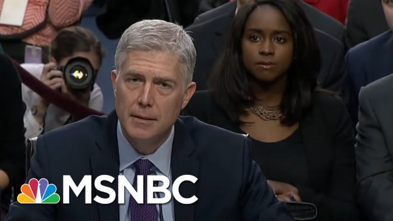 Trump Loses Tax Case As His Own SCOTUS Appointees Rule Against Him | MSNBC 1