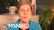 Sen. Elizabeth Warren Explains Biden's 'Build Back Better' Economic Plan | All In | MSNBC 2