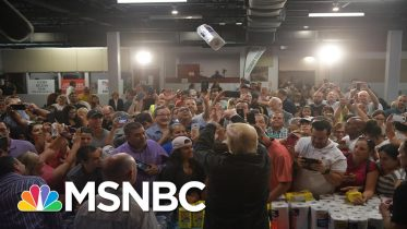 How Trump's Hurricane Maria Response Foreshadowed His Coronavirus Failure | All In | MSNBC 6