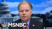 Sen. Jones: GOP Should Have Been Wearing Masks A Month Ago | Morning Joe | MSNBC 5