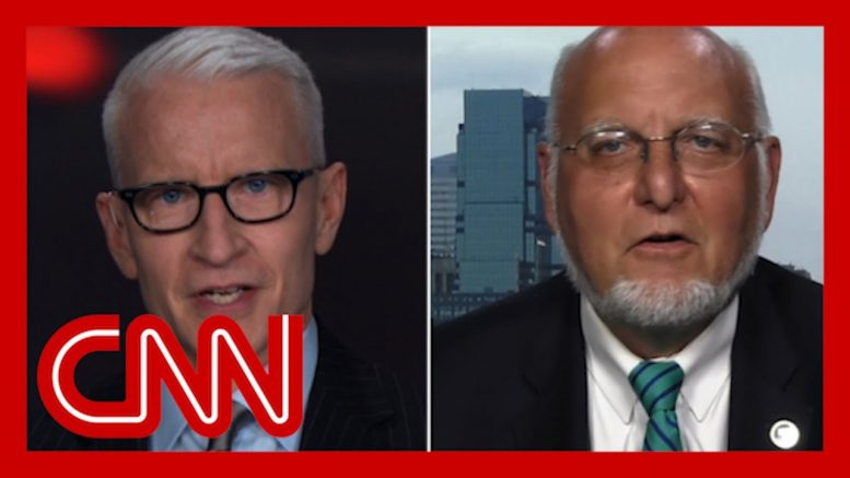 Anderson Cooper presses CDC director on early Covid-19 testing 1
