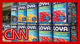 Goya Foods boycott takes off after its CEO praises Trump 2