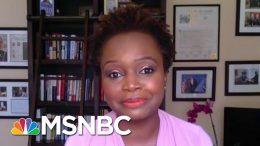 Sr. Biden Advisor: Campaign Asking For 'Everyone's Vote' | Hallie Jackson | MSNBC 8