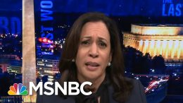 "Harris: Defense Secretary's Answer On Russian Bounties ""Deeply Offensive"" 