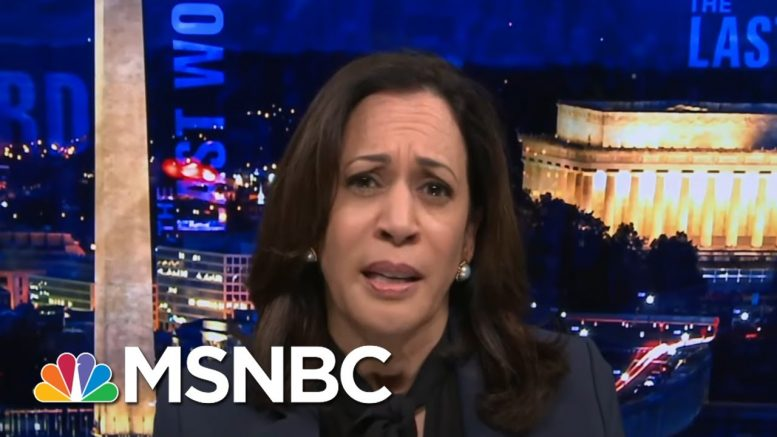 """Harris: Defense Secretary's Answer On Russian Bounties """"Deeply Offensive""""   The Last Word   MSNBC 1"""