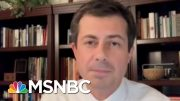 Pete Buttigieg: Trump Doesn't Seem To Care About Protecting U.S. Troops | The 11th Hour | MSNBC 2