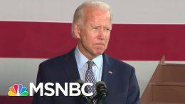 Pete Buttigieg: Joe Biden Has A Plan For An Economy 'In Shambles' | The 11th Hour | MSNBC 7