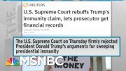 What To Know About The Supreme Court Ruling On Trump's Tax Records - Day That Was | MSNBC 3