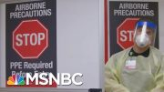 An Exclusive Look At A COVID-19 Floor In South Carolina | Morning Joe | MSNBC 3