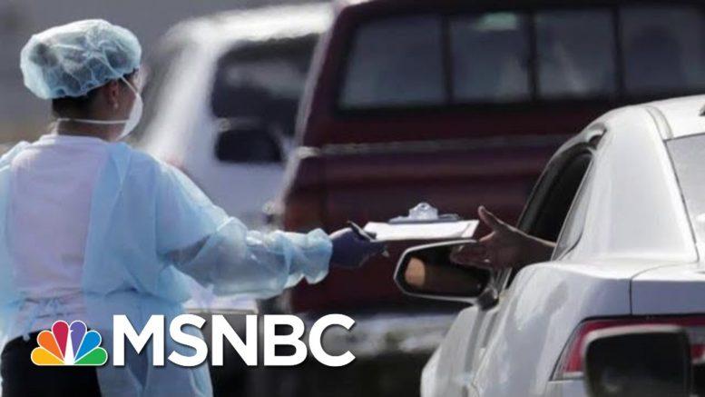 Emergency Rooms Busting At The Seams, Says Miami Doctor | Morning Joe | MSNBC 1