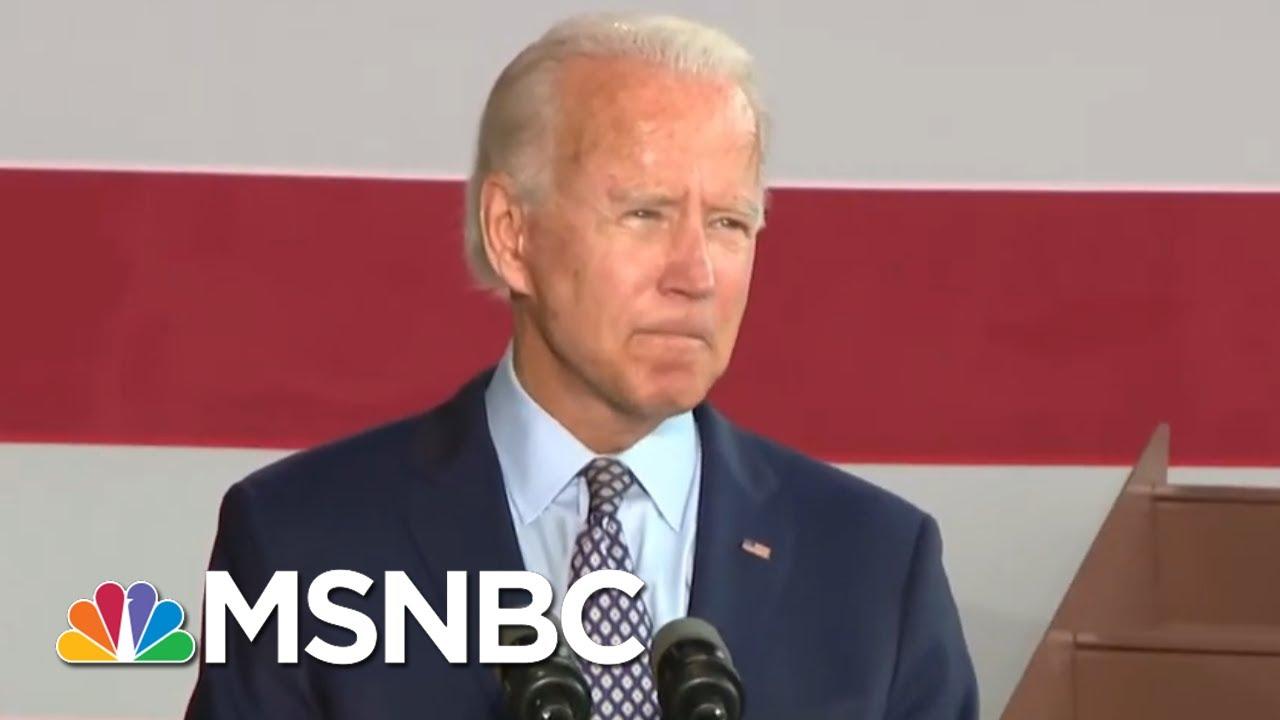 Is Biden Channeling Bush II With 'Restore Decency' Mantra?   Morning Joe   MSNBC 5