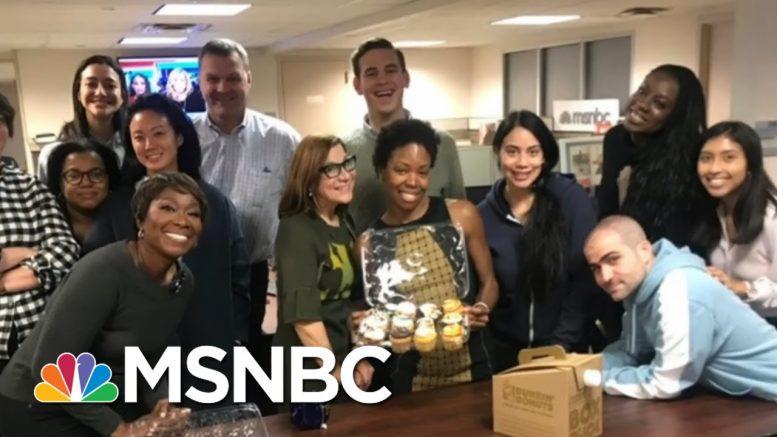 Joy Reid Hosts 'The ReidOut,' Starting Monday July 20 | MSNBC 1
