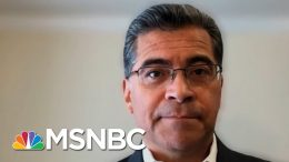 'Stop:' California AG On Trump Administration's International Student Visa Policy | MSNBC 9